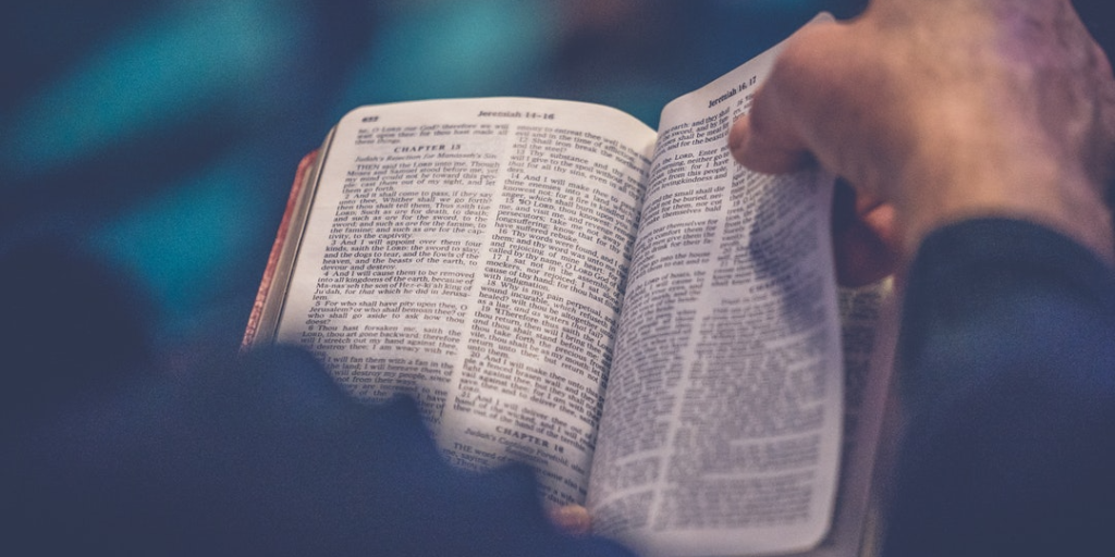 Three Ways To Jumpstart Your Bible Study This Fall